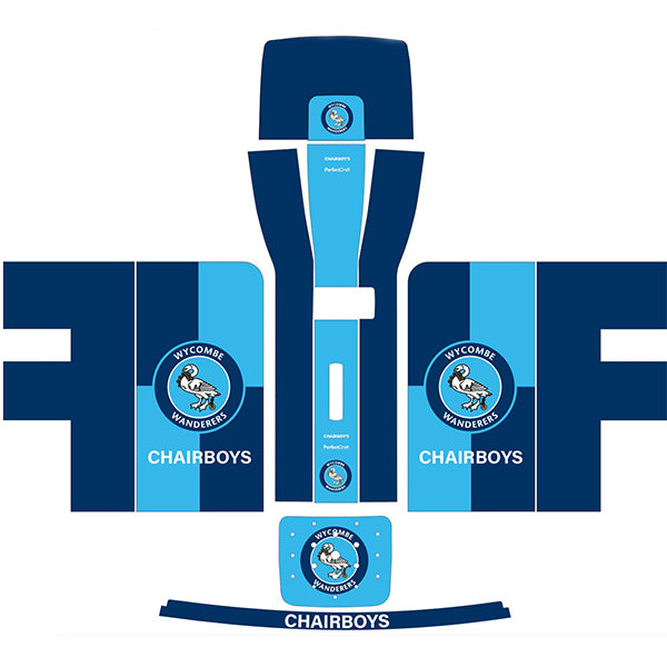 Wycombe Wanderers Perfect Draft Skin by Drinks Shop