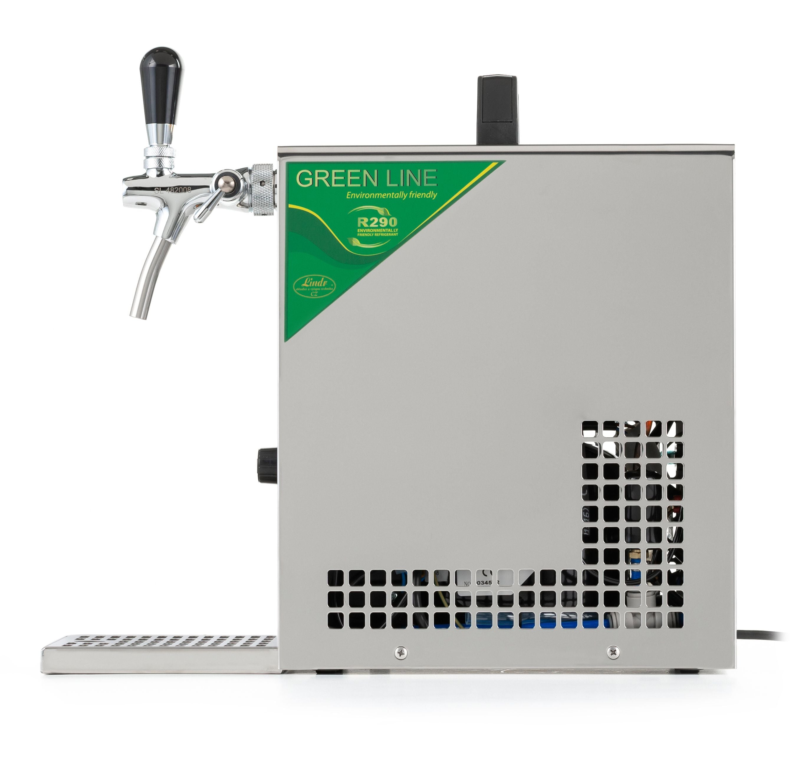 Single Tap Draught Beer Chiller Pygmy 25K, Beer Dispensers & Taps - Image 1