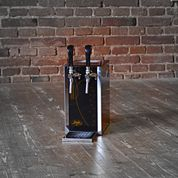 Exclusive Double Tap Draught Beer Chiller Pygmy 25K, Beer Dispensers & Taps - Image 1