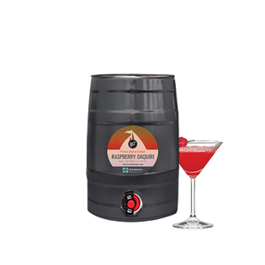 Raspberry Daiquiri 5L Cocktail Keg - DrinksShop.co.uk