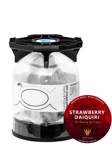 Strawberry Daiquiri 10L Party Key Keg - DrinksShop.co.uk