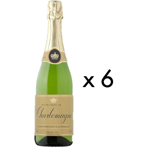 Charlemagne Sparkling Perry 75cl, Wine - Image 0