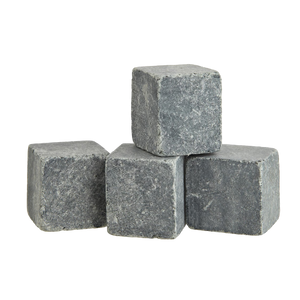 Granite Whiskey Stones (Dark Grey) - DrinksShop.co.uk