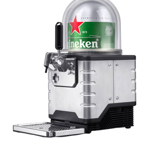 6 x Heineken 8L Kegs - DrinksShop.co.uk