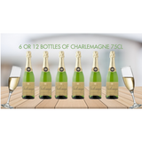 Charlemagne Sparkling Perry 75cl - DrinksShop.co.uk