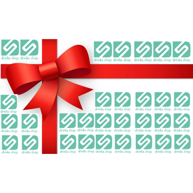 Gift Cards by  Drinks Shop