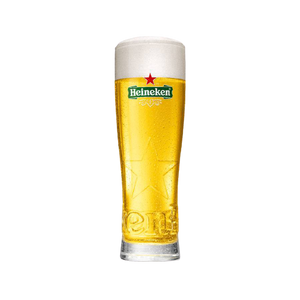 Heineken Beer Schooner Glasses - DrinksShop.co.uk