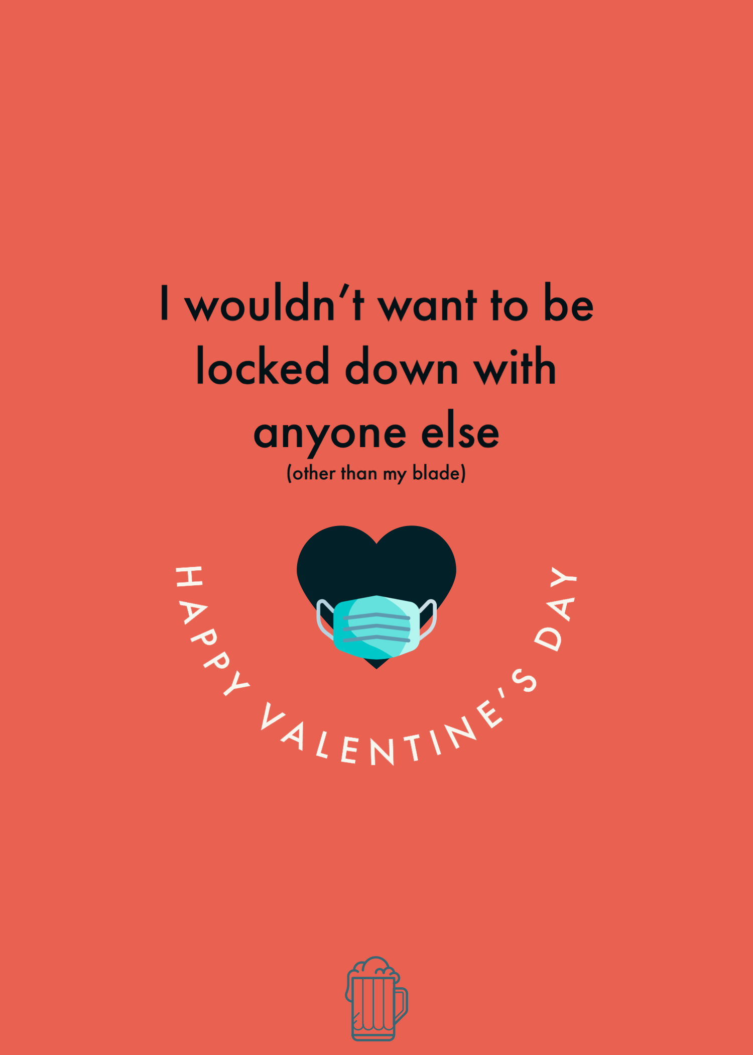 Novelty Valentine's Day Card, Greeting & Note Cards - Image 0
