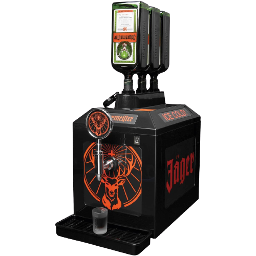 Liquor Tap Machine Jagermeister Tap Machine Drinks Shop