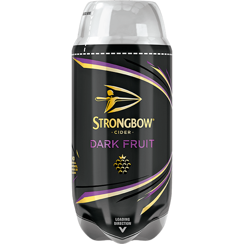 Strongbow Dark Fruits - SUB TORP Keg by Drinks Shop