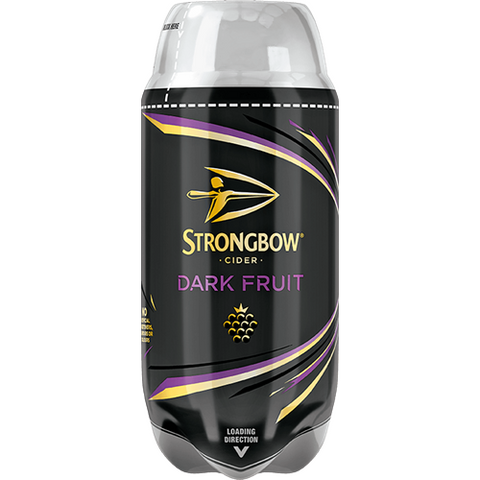Strongbow Dark Fruits - SUB TORP Keg - DrinksShop.co.uk