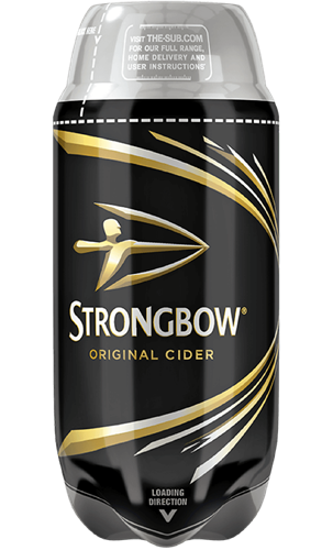 Strongbow - SUB TORP Keg, Beer by Drinks Shop