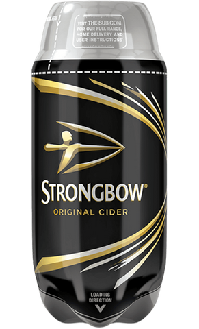 Strongbow - SUB TORP Keg - DrinksShop.co.uk