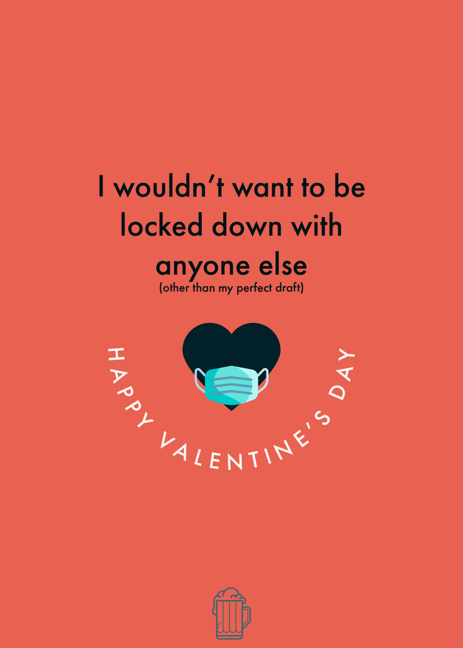 Novelty Valentine's Day Card, Greeting & Note Cards - Image 1