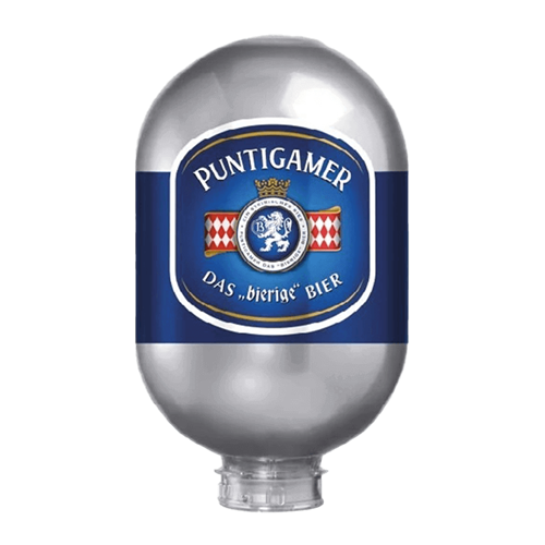 Puntigamer 8L Keg - For Blade Machine by Drinks Shop