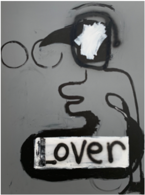 "Load image into Gallery viewer, ""The Lover"""