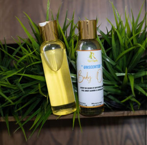 Body Oil - Unscented
