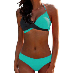 Sexy Bikinis Women Swimsuit High Waisted Bathing Suits