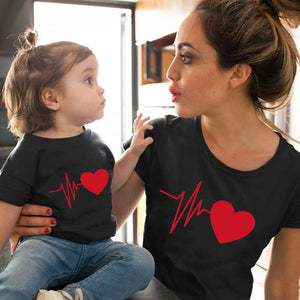 Mommy And Me Tshirt