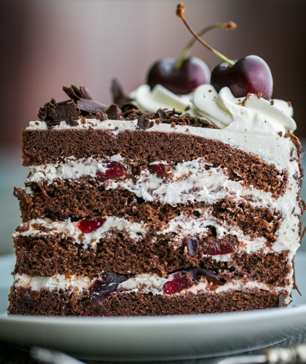 How to make Black Forest Cake?