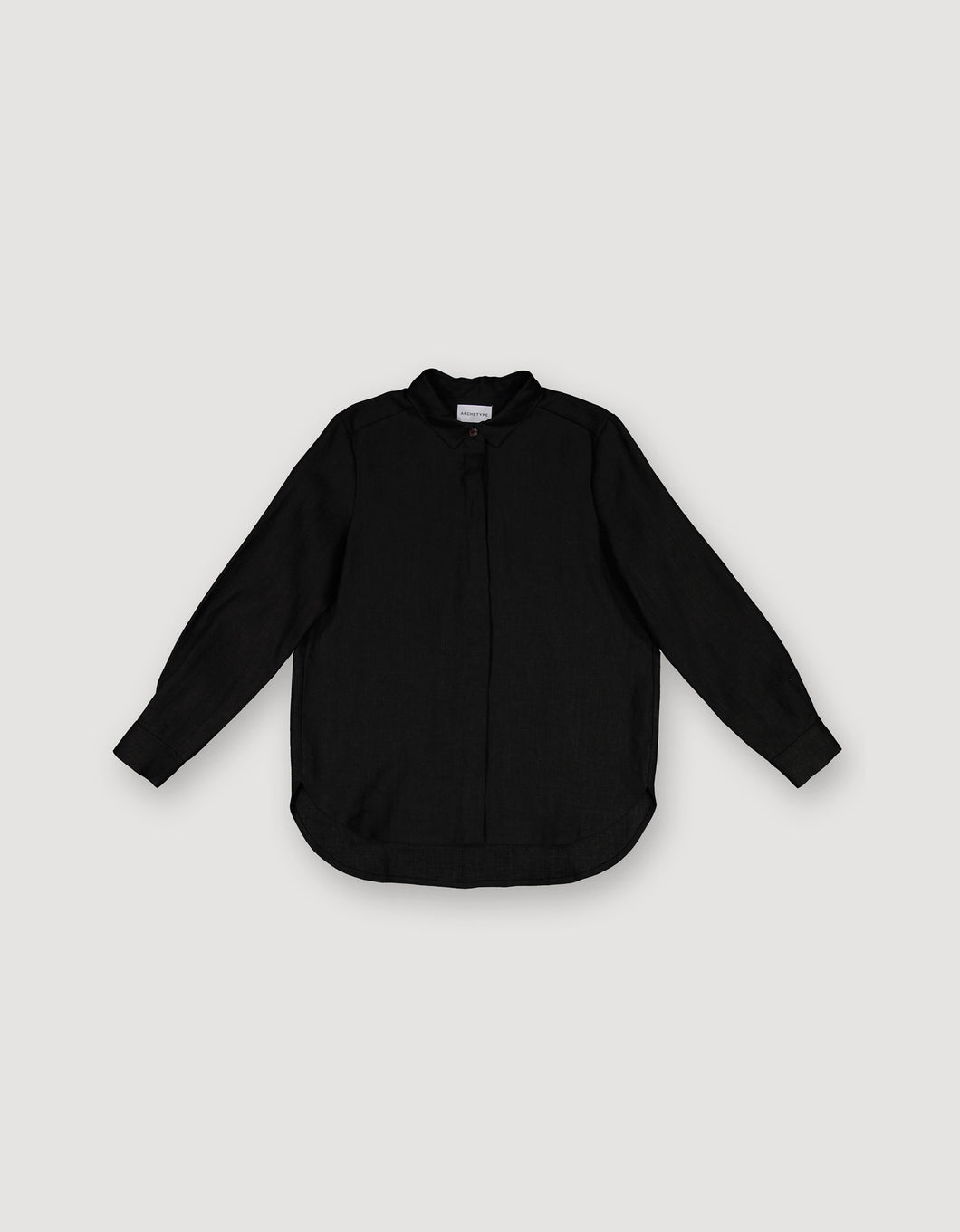 BASIC SHIRT (BLACK)
