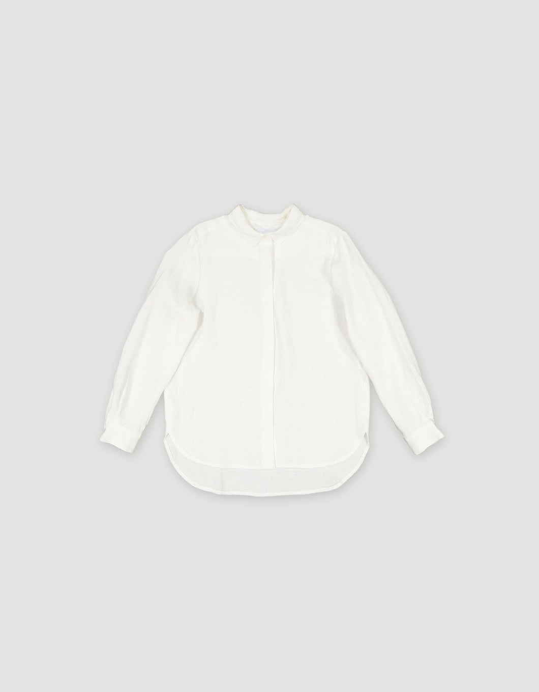BASIC SHIRT (WHITE)