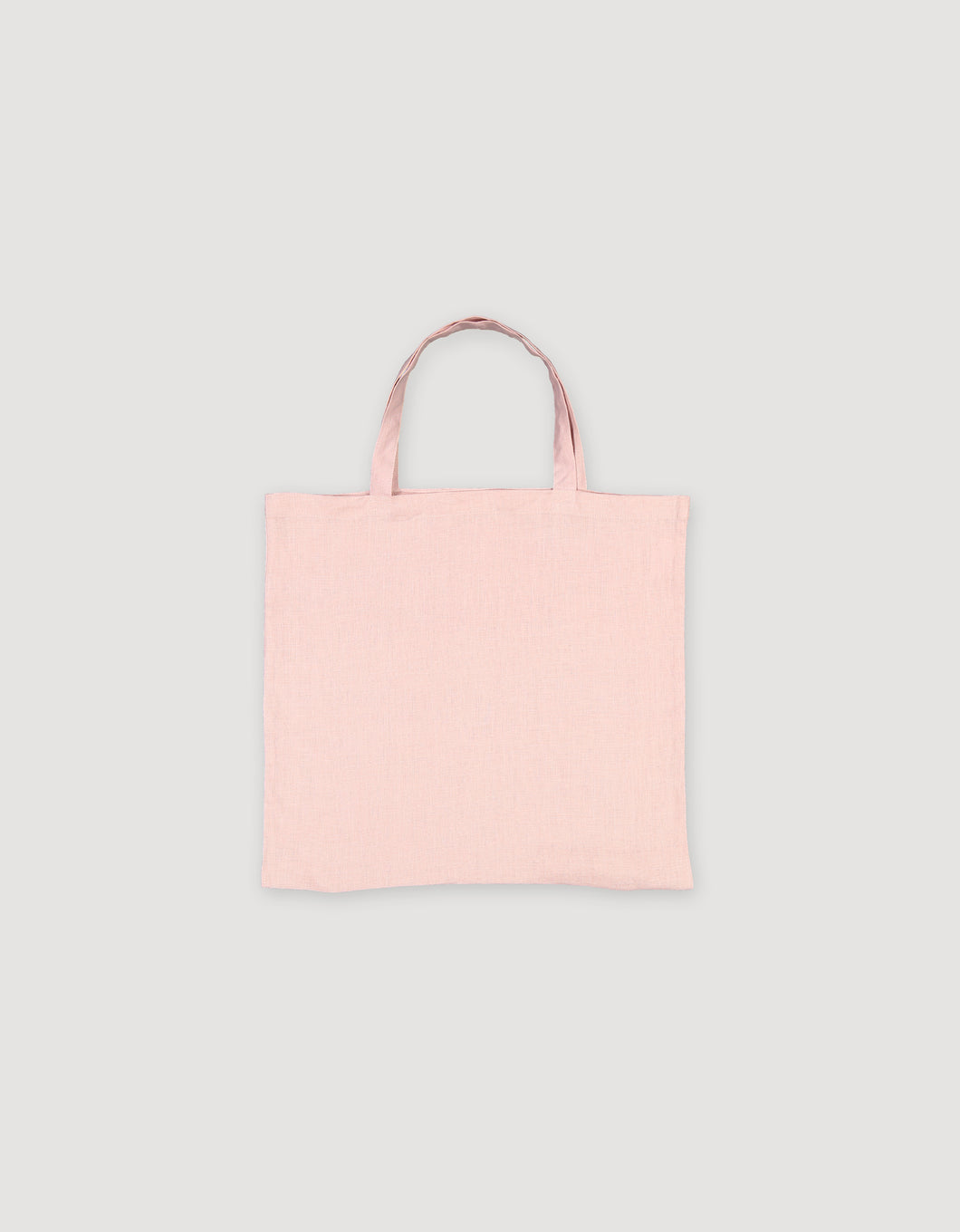 TOTE BAG (FADED PINK)