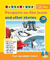 Letterland Phonics Reader Level 4