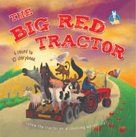 Count To Ten Series: The Big Red Tractor