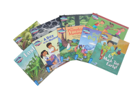 Cambridge Reading Adventures Blue Band (9 Books)