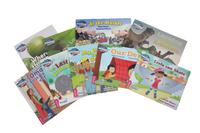 Cambridge Reading Adventures Pink B Band (9 Books)