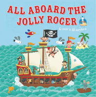 Count To Ten Series: All Aboard The Jolly Roger