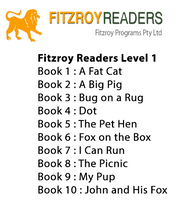 Fitzroy Readers Level 1