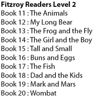 Fitzroy Readers Level 2