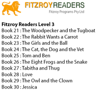 Fitzroy Readers Level 3