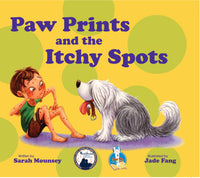 JLB Paw Prints Series: Paw Prints and the Itchy Spots