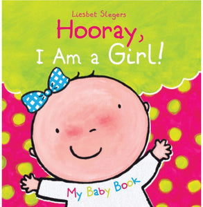Hooray, I Am a Girl!