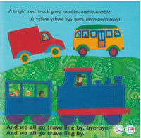 JLB Barefoot Books (Sing-Along Series): We All Go Travelling By