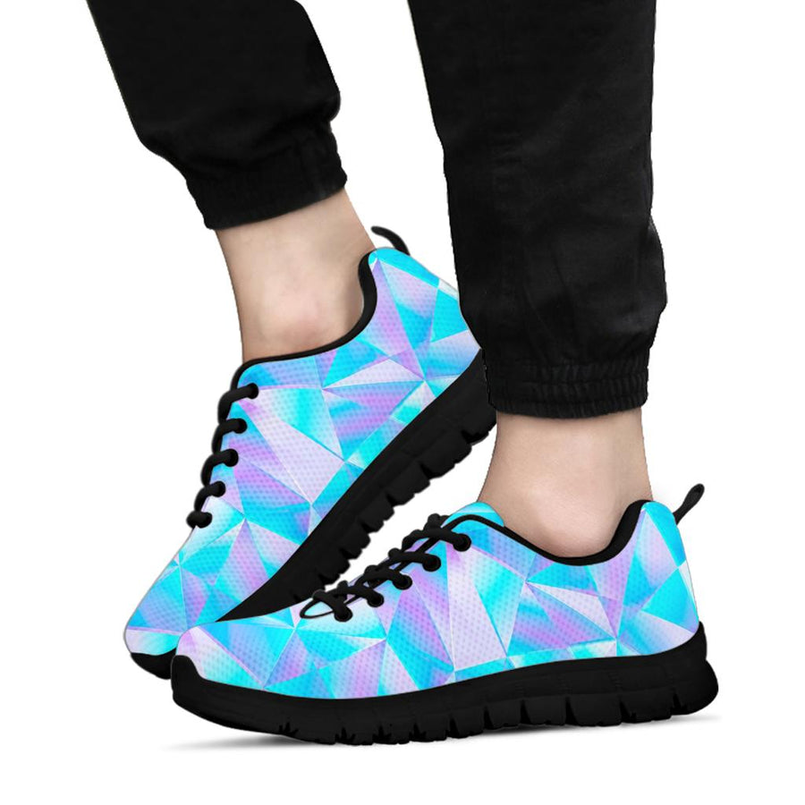 Geometric Holographic Sneakers