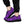 Load image into Gallery viewer, Purple Leopard Sneakers