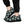 Load image into Gallery viewer, Vintage Black Polka Dot Sneakers