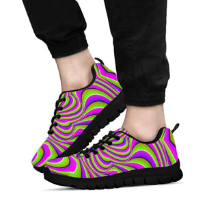 Optical illusion Abstract Sneakers