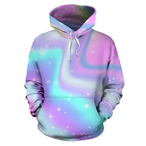Psychedelic Holographic Hoodie