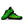 Load image into Gallery viewer, Emerald Green Tie Dye Sneakers
