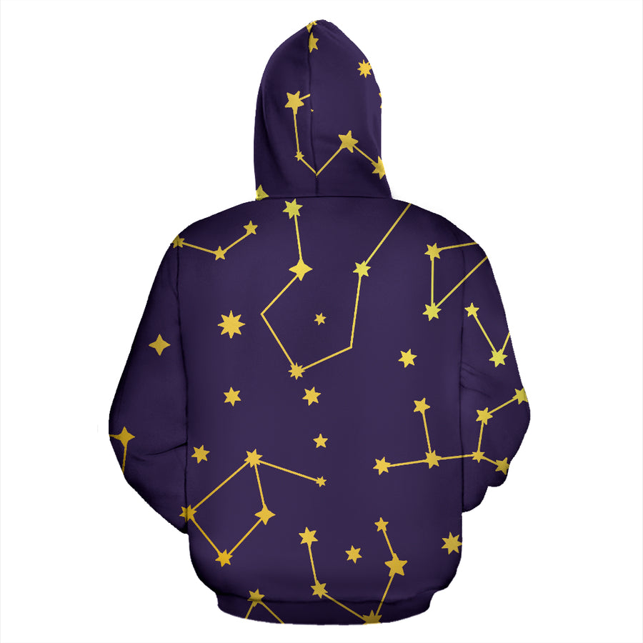 Constellation Galaxy Space Hoodie
