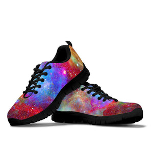 Star Nebula Galaxy Space Sneakers