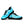 Load image into Gallery viewer, Turquoise Tie Dye Sneakers