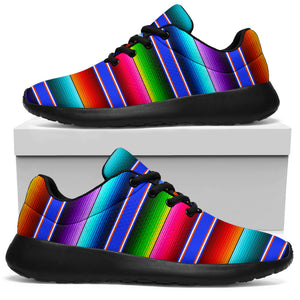 Baja Serape Mexican Running Shoes