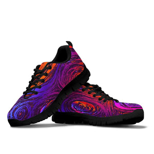 Psychedelic Abstract Sneakers