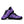 Load image into Gallery viewer, Purple Plaid Tartan Sneakers